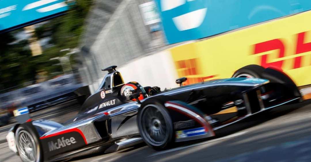 Dragon Racing Formula e team