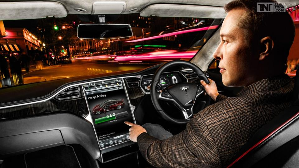 Disruption draws world's richest to the auto sector