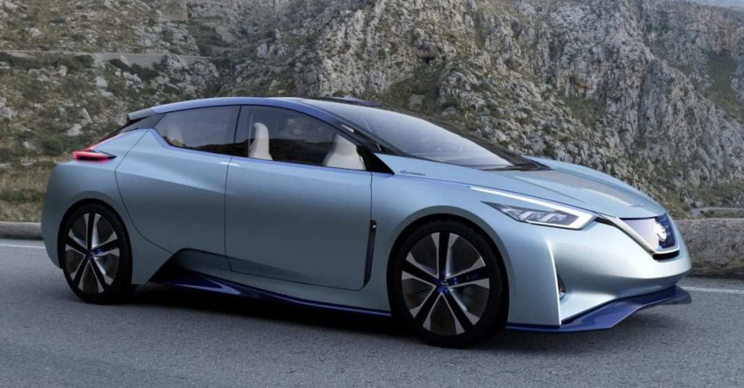 Nissan IDS Concept electric vehicle