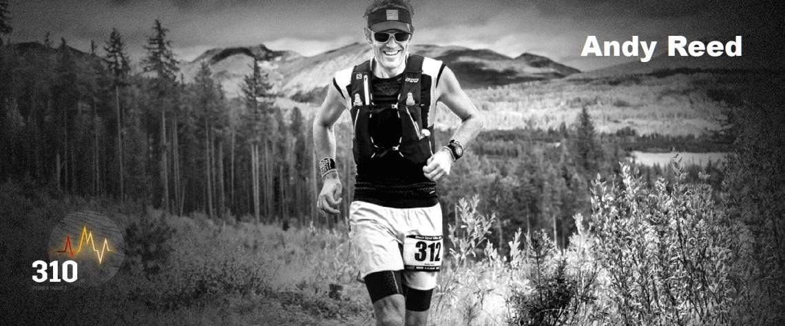 Andy Reed - Ultramaratonec Foto: Stryd.com
