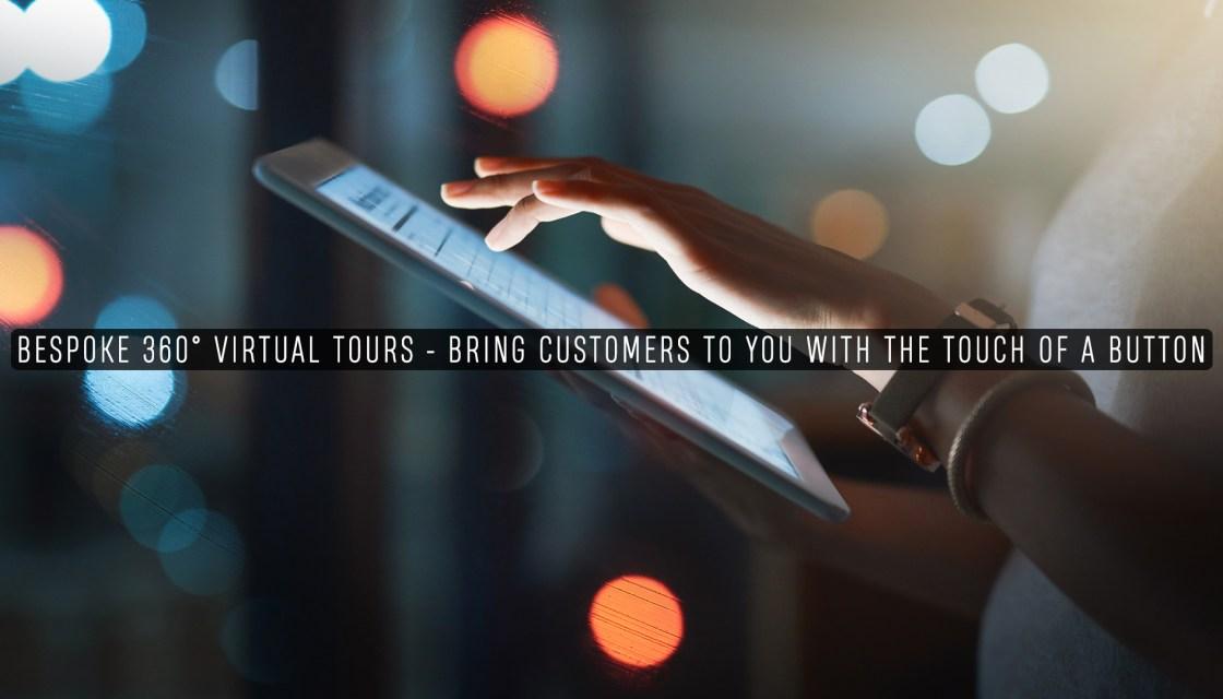 Bespoke 360° Virtual Tours - Graphic Design - Animation