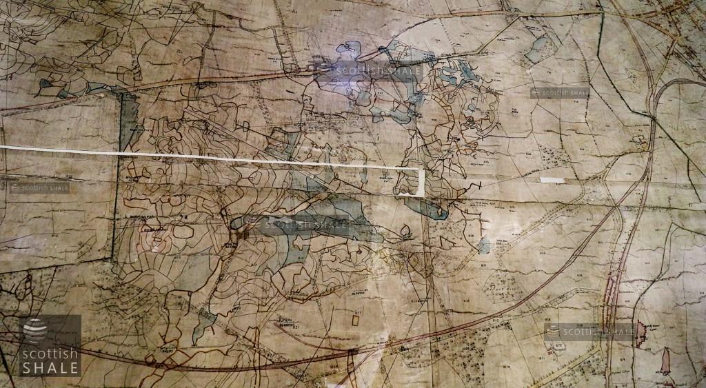 Boghead Map Extract (MOTSSOI) by Caoimhin Watts