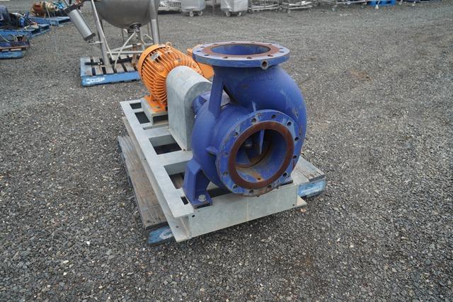 Pump Ajax 250mm x 200 700 m3 hr 30kw Motor – Watts Meat Machinery