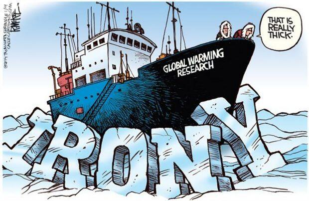 """Another """"Ship of Fools"""" gets grounded in Arctic ice, needs"""