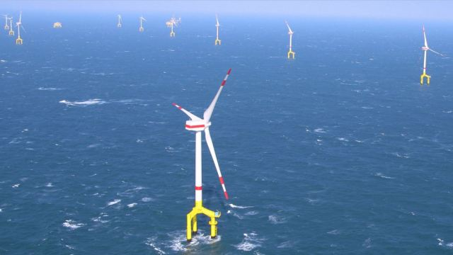 Offshore Wind power: Even Germany Can't get it Right | Watts