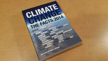 Skeptical climate book surges to Amazon #1 in 'Climatology