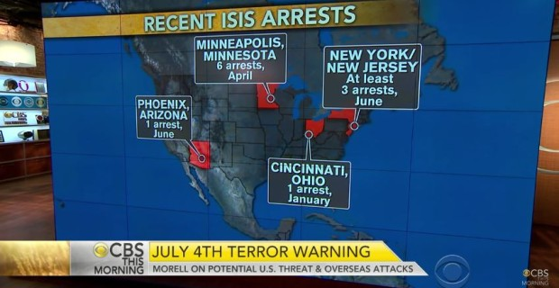 About the Fourth of July and ISIS – from a friend who is a
