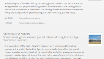 Long debate ended over cause, demise of ice ages – solar and