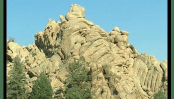 890ea772242 Study  Weathering of rocks a poor regulator of global temperatures