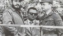 Wojciech Jaruzelski and Fidel Castro (May 1972)