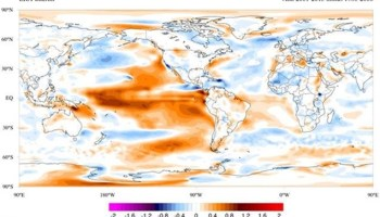 Warming by [less] Upwelling of Cold Ocean Water | Watts Up