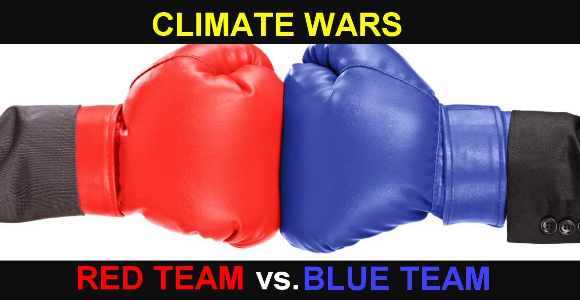 EPA's Pruitt: Establish 'Red Team, Blue Team' of scientists