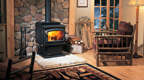 Claim: Your wood stove affects the climate more than you