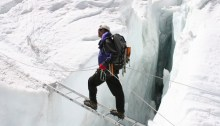 Pem Doree, Icefall, Mount Everest