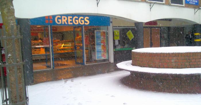 Greggs Pies