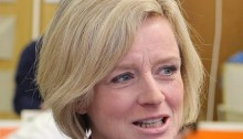 Premier Rachel Notley of Alberta