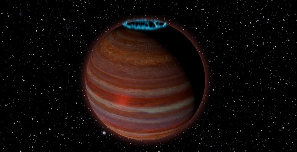 Bizarre rogue planet discovered wandering in our galaxy
