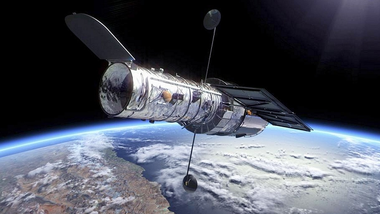 NASA fixes the Hubble Space Telescope   Watts Up With That?