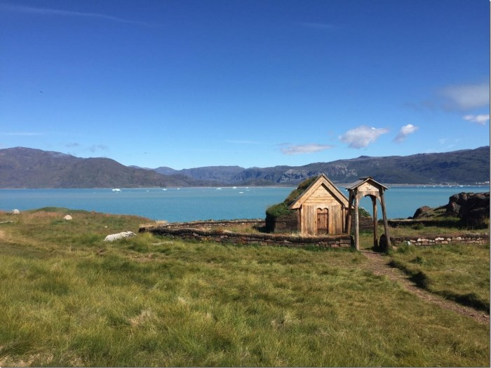 Study shows that Vikings enjoyed a warmer Greenland | Watts