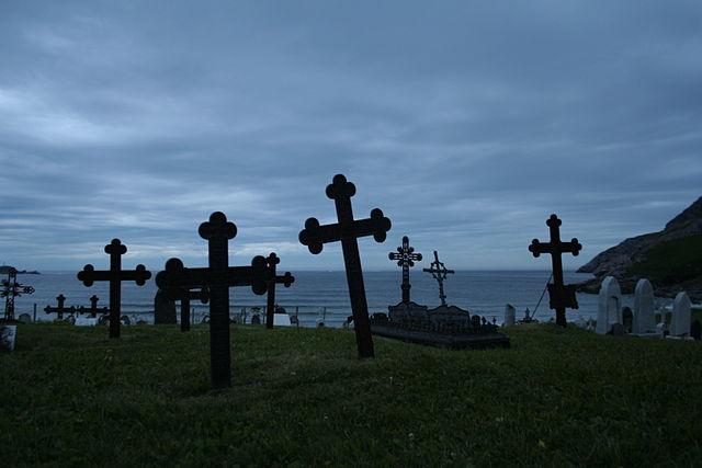Ervik Graveyard