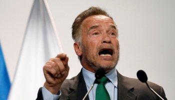 UGLY: Arnold Schwarzenegger's Gas Chamber Fantasy for