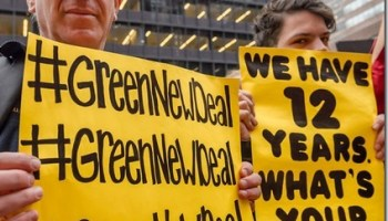 Minnesotan Green New Deal Bill to Ban Fossil Fuel, Home