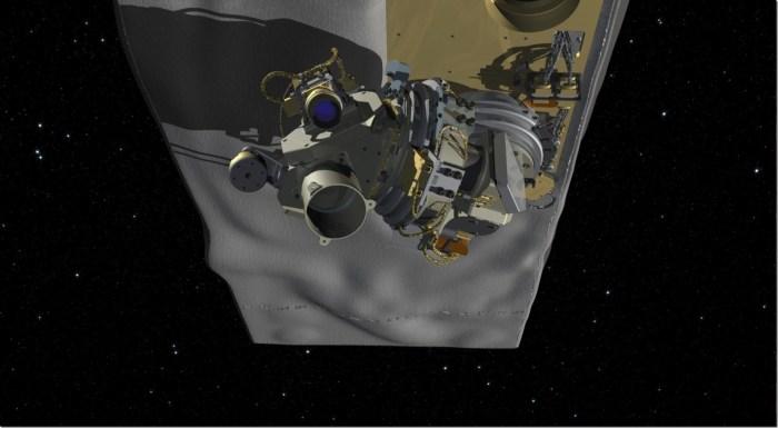 Illustration of NASA's OCO-3 mounted on the underside of the International Space Station. OCO-3 is managed by NASA's Jet Propulsion Laboratory in Pasadena, California. For more information on OCO-3, visit: https://ocov3.jpl.nasa.gov/.