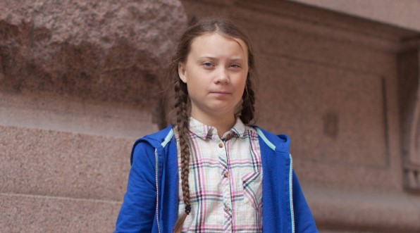 "Quote of the Week: Greta Thunberg claims to be able to ""see"
