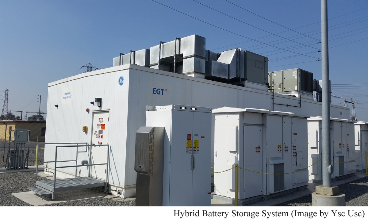 Battery Storage – An Infinitesimally Small Part of Electrical Power
