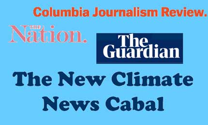 A National Narrative for Media on Climate Change | Watts Up