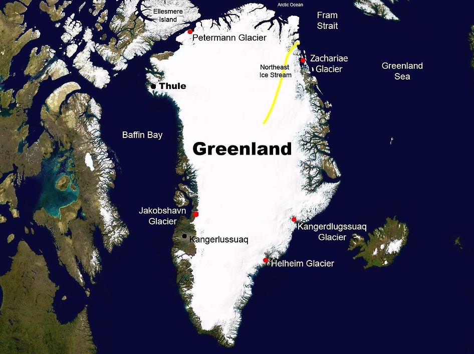 Greenland's 'Record Temperature' denied – the data was wrong