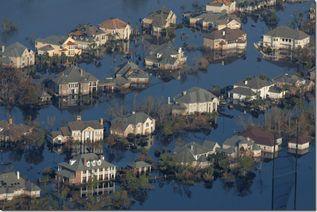 New Orleans and hurricane Katrina – the correct story