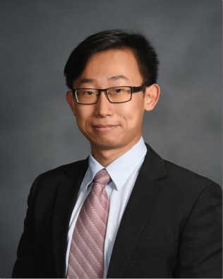 David Yang, postdoctoral research associate in civil and environmental engineering, P.C. Rossin College of Engineering and Applied Science, Lehigh University. Credit: Courtesy of Lehigh University
