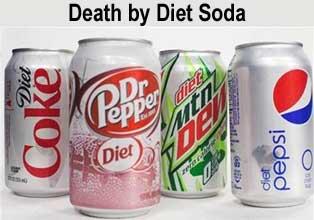 what dies diet coke contain