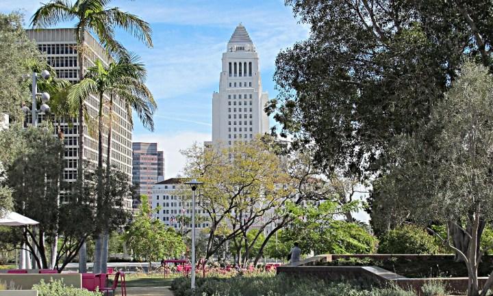 Grand Park Los Angeles