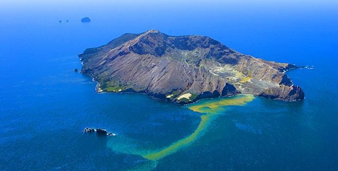 White Island, New Zealand