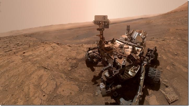 NASA's Curiosity rover has obtained the mineralogical and chemical data of ancient lake deposits at Gale Crater, Mars. The present study reconstructs water chemistry of the paleolake in Gale based on the Curiosity's data. Credit NASA