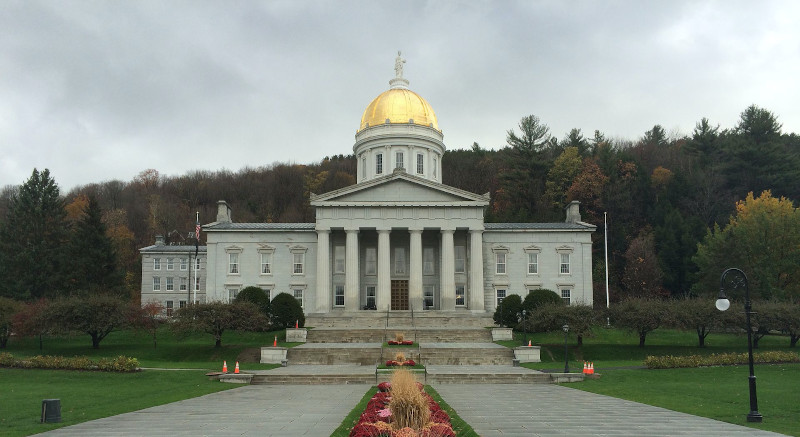 Vermont Senate Passes Right to Sue if the State Fails to Meet Climate Targets