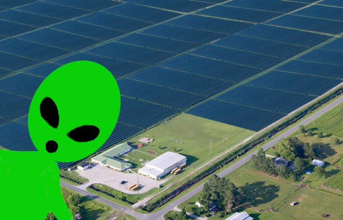 Alien Solar
