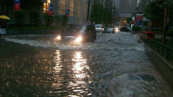 Shanghai Floods 2007