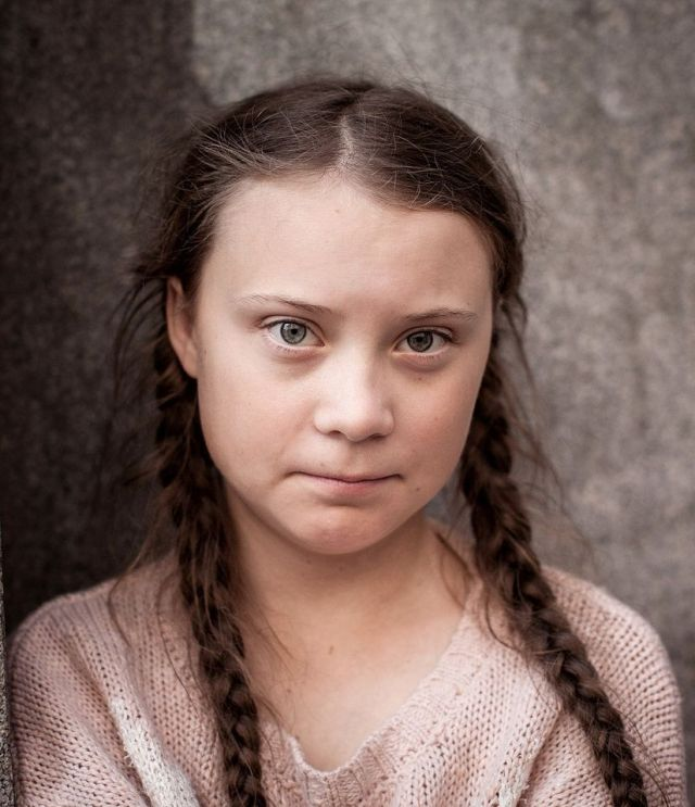 Friday Funny: Greta Thunberg's perfect petroleum-free world