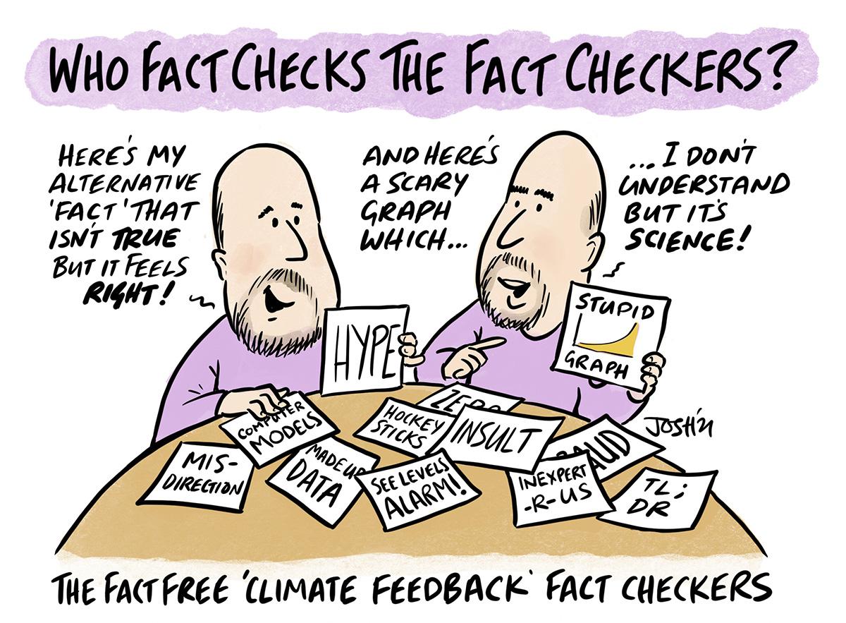 Friday Funny- Fact Check?