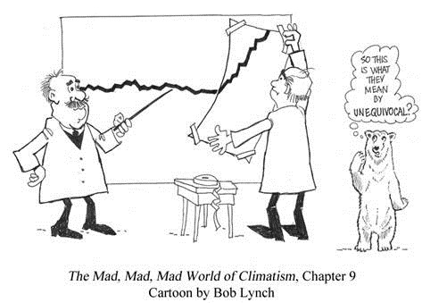 Is it a failure to communicate, or faulty climate science