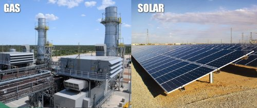 small resolution of a solar power plant vs a natural gas power plant capital cost apples to apples watts up with that