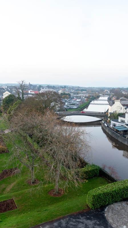 kilkenny castle, river nore