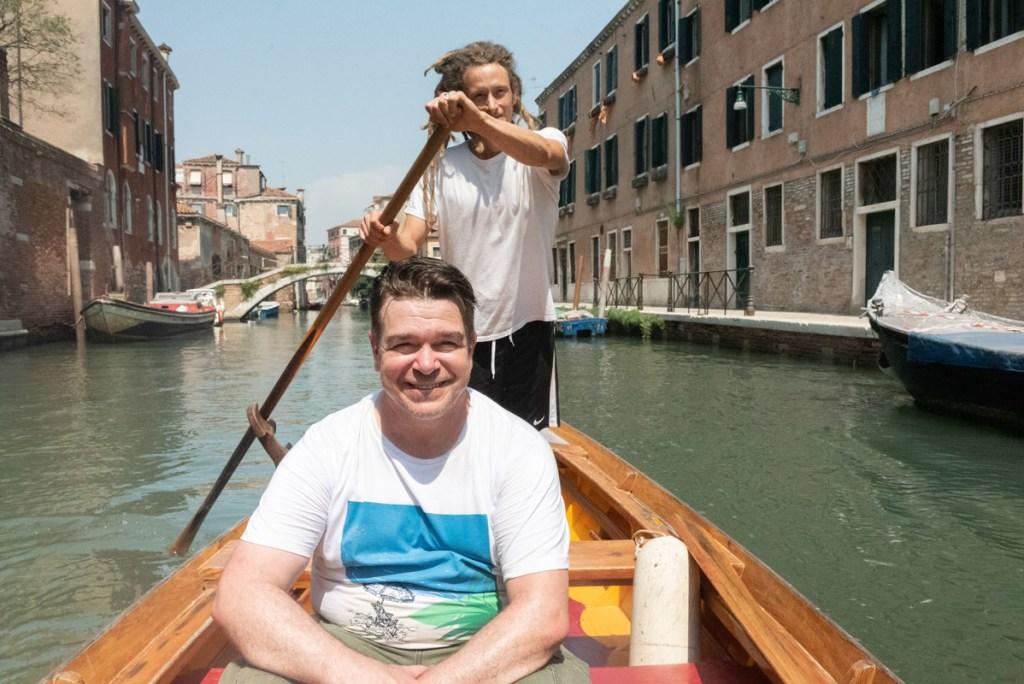 Venice on a Budget: Gondolas