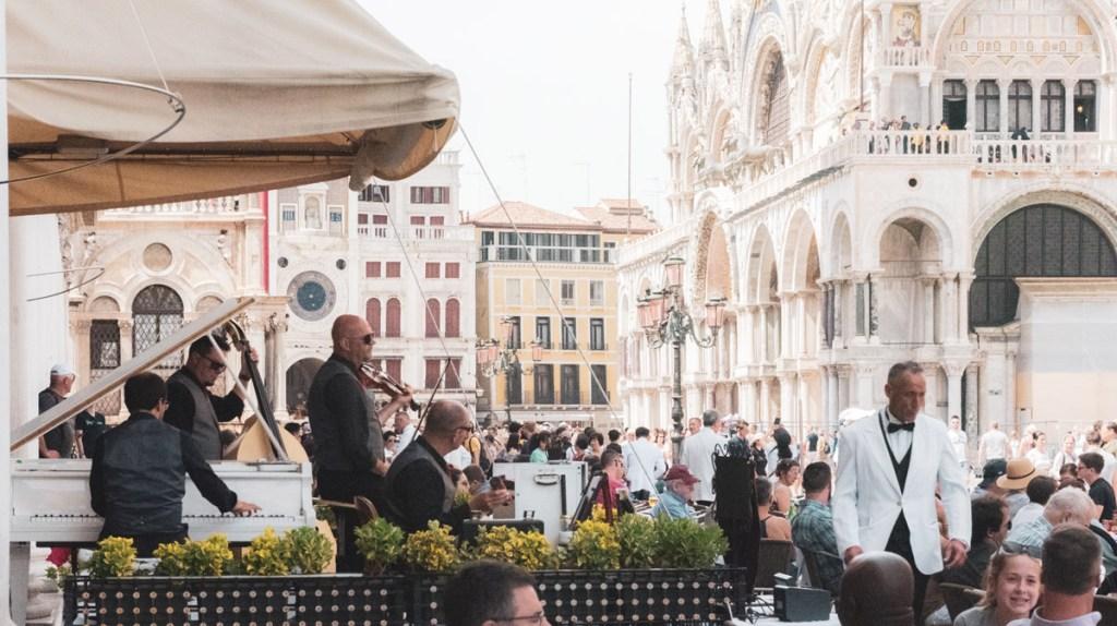 Venice on a budget: San Marco