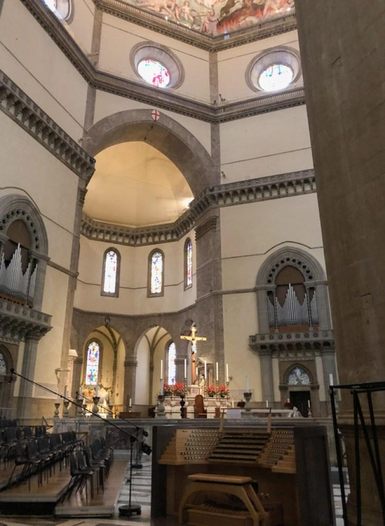 Entry to the Florence Duomo Climb