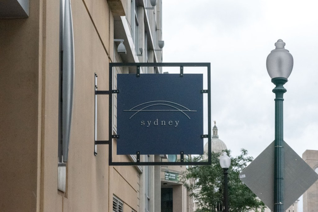 Before you focus on things to do in Providence, RI, be sure to stop at Sydney for coffee.