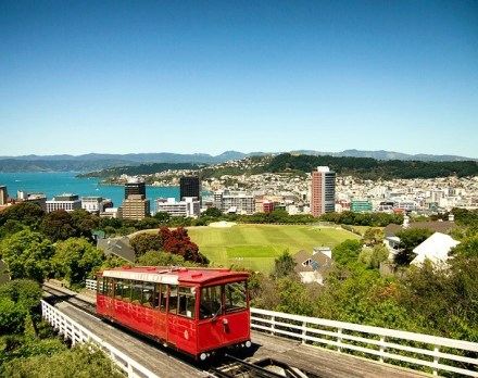 Wellington Rail Road and City